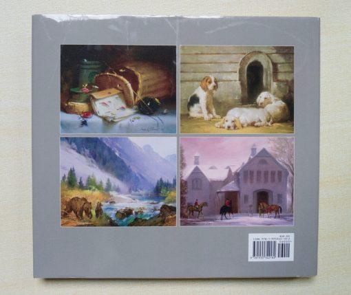 The Sporting Life: The Art of Joseph H. Sulkowski (Studio Special Edition) back cover