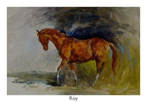 Roy print